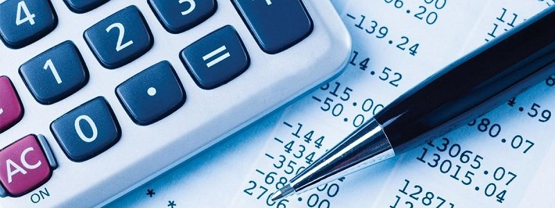calculator finances budget